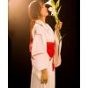 神明少女和服女改良日式正装传统樱花学生和风日系写真拍照连衣裙