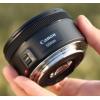 Canon/佳能镜头小痰盂501.8三代STM单反镜头人像镜头50mm1.8定焦镜头大光圈200D二代 850D 90D 5d4 6d2相机