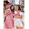 杭州淘宝女装拍摄服装模特拼拍照片男装网拍街拍内外景网红风摄影